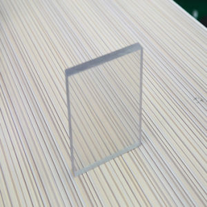 Transparent Roofing Clear Solid Plastic Sheet pictures & photos