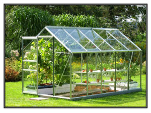 Tempered Glass Green House Panels with AS/NZS2208 and En12150 Certificates pictures & photos