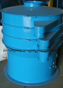 Vibrating/Oscillating Screener Rubber Powder Tire Recycling Machine pictures & photos