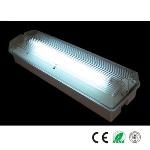Waterproof Emergency Fittings 8W Fluorescent Light Price pictures & photos