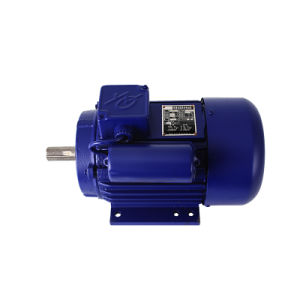 Yl 1.1kw Single Phase One Capacitor Electric Motor pictures & photos