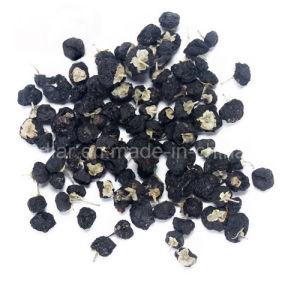 Medlar Barbary Wolfberry Fruit Organic Black Goji Berry pictures & photos