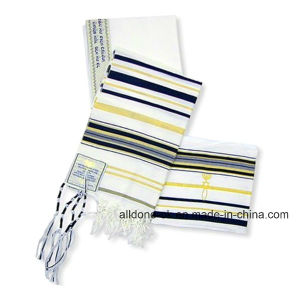 High Quality China Judaica Tallit Prayer Shawl pictures & photos