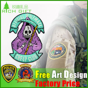 High Quality Security Police Custom Badge Design Printing Paper pictures & photos