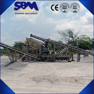 Track Mobile Crusher Machine, High Capacity Mobile Crusher pictures & photos