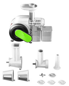 150W Low Noise Multi-Function Professional Slow Juicer pictures & photos