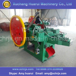 Automatic New Generation Z94c Series Nail Forming Machine/Nail Machine pictures & photos