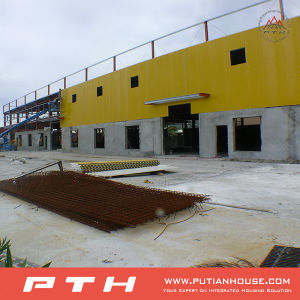 Prefabricated High Quality Steel Structure for Warehouse/Workshop/Factory pictures & photos