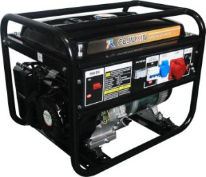 2.5kw 2500W Power Portable Gasoline Electric Generator Generator Set pictures & photos