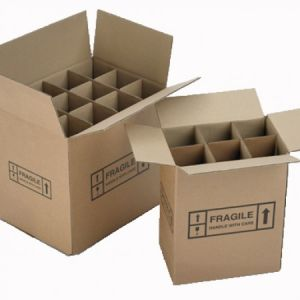 Self-Locking_Two_Sided_Box/Corrugated Carton (mx-055) pictures & photos