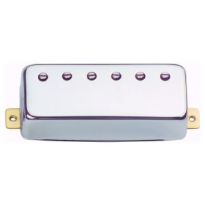 Chrome Color AlNiCo V Mini Humbucker Guitar Pickup pictures & photos