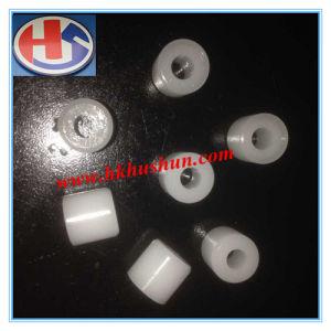 CNC Plastic Finishing Flat Bottom Hole (HS-TP-017) pictures & photos