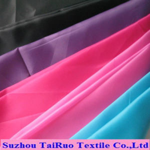 Colorful Polyester Taffeta with Stock pictures & photos