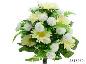 Artificial/Plastic/Silk Flower Daisy/Carnation Bush (2818039) pictures & photos