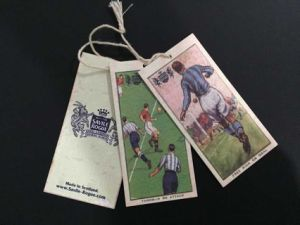 Special Design Printed Vintage Hang Tags