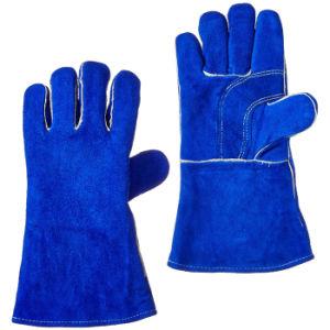 Industrial Welders Working Welding Gloves pictures & photos