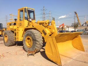 Used Caterpillar 950e Wheel Loader for Sale pictures & photos