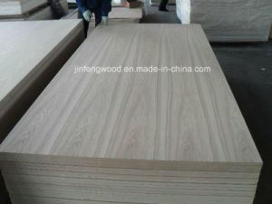 4*8′ High Quality Veneer MDF with Comprtitive Price pictures & photos