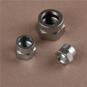 Jic Flare Tube End Nut (NB200) pictures & photos