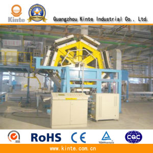 Rotary Door Foaming Line