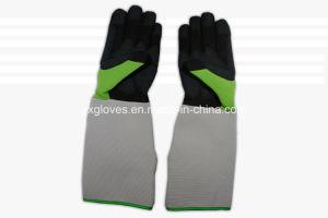 Long Glove-Garden Glove-Work Glove-Hand Glove-Protective Glove pictures & photos