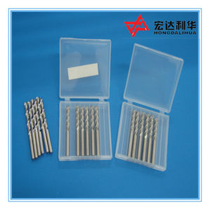 Carbide Twist Drill Bits for Metal Drilling pictures & photos