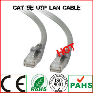RoHS 350Mbps Cat5e UTP Network LAN Cable for Ethernet (HL-132) pictures & photos