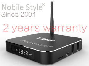 Android Smart IPTV TV Box Powered by Amlogic S905 pictures & photos