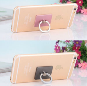 Metal Ring Sticky Mobile Phone Stand pictures & photos
