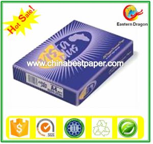 75g ISO 96% Copy Paper pictures & photos