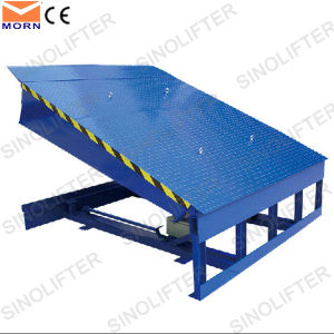 2016 Hot Sale 15t Adjustable Stationary Tailgate Ramp for Sale pictures & photos