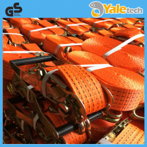 ISO Certified Polyester Cargo Lashing Manufacturer in China pictures & photos