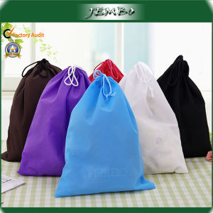 Cheap Recycled Drawstring Non Woven Packing Bag pictures & photos