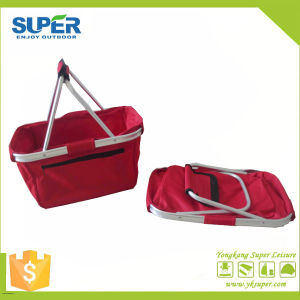 Folding Storage Shopping Basket (SP-304) pictures & photos