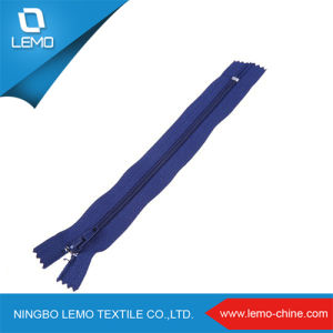 3# Zipper Nylon Zipper Polyyester Zipper Invesible Zip pictures & photos