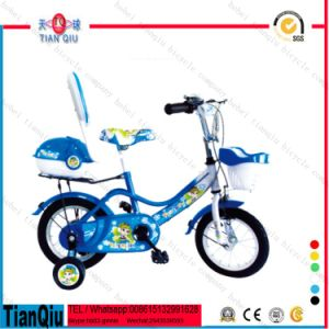 Cheap Price Good Quality Kids Bike Children Bicycle with Back Carrier Fashion Design Popular in India pictures & photos