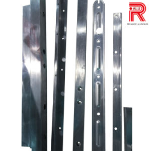 Aluminum/Aluminium Extrusion Profiles for Deep Fabrication pictures & photos