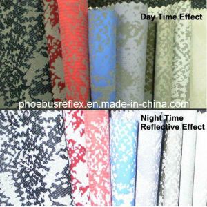 Reflective Patterned Fabric pictures & photos