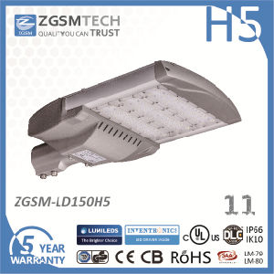 150W Philips Chip 3030 SMD High Lumen LED Street Light pictures & photos