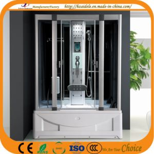 ABS Steam Shower Cabin with Bathtub (ADL-8808) pictures & photos