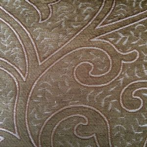 Poly Spandex Woven Chenille Rose Jacquard Fabric pictures & photos