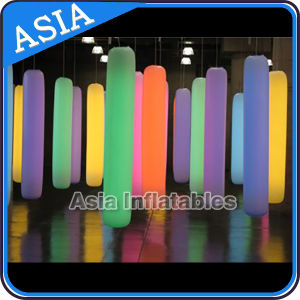 Inflatable Lighting Tube, Inflatable Decoration Cone pictures & photos