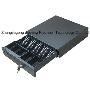 Jy-405A Cash Drawer with Black Finish for POS System pictures & photos