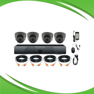 4 Channel CCTV Camera Kit with DVR and Camera. 2.0MP 1080P pictures & photos