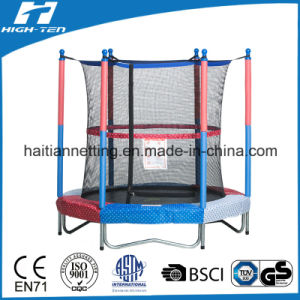 55 ′′ Round Kids Mini Trampoline with Safetynet (TUV/SGS/ISO) pictures & photos