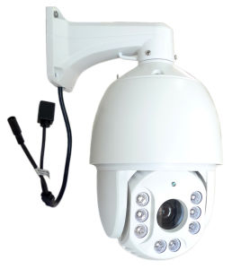 2.0 Megapixel HD Outdoor Waterproof IR High Speed Dome 18X PTZ IP Camera (IP-332T-200) pictures & photos