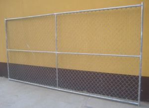 Chain Link Fence with Foot pictures & photos