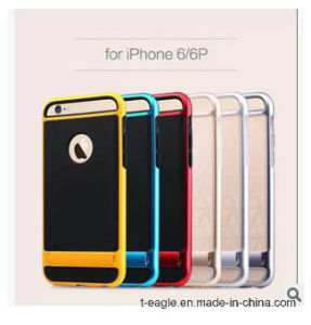 with Support Lazy Special Mobile Phone Case for iPhone 6 Plus pictures & photos
