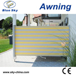 Aluminum Frame Plastic Folding Screen (B700) pictures & photos