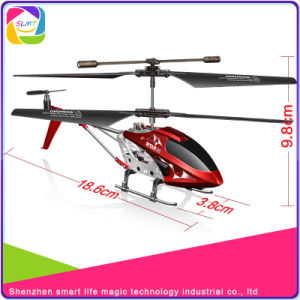 Durable in Use 3 Channels Remote Control RC Helicopter
